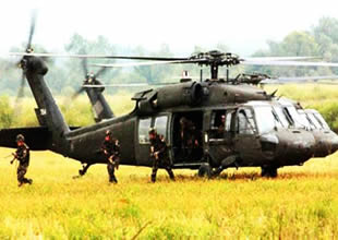 Sikorsky tipi helikopterler tartışılıyor