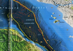 Marmara Denizi'nde deprem riski artıyor