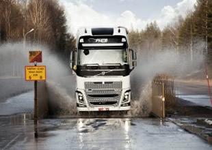 Yeni Volvo FH serisi ile üstün yol tutuş