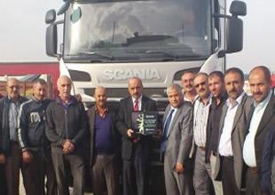 Kooperatifler'in tercihi Scania ve Krone oldu