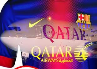 FC Barcelona, Qatar ile anlaşma imzaladı