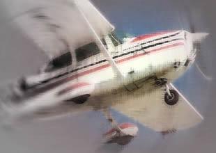 İsveç'te kayıp uçak bulundu