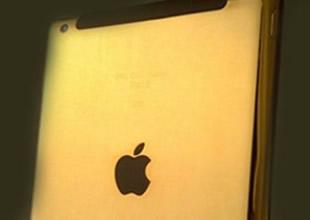 Altın kaplama iPad mini satışa Dubai'de çıktı