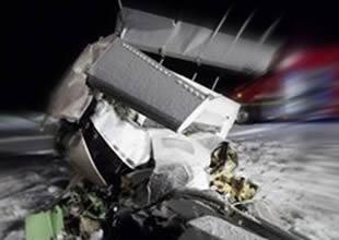 Kanada'da uçak kazası: 1 ölü 8 yaralı
