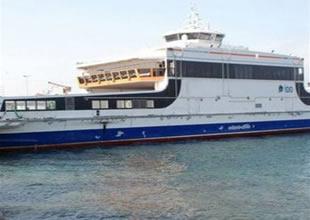 Feribottan atlayan yolcu hayatını kaybetti