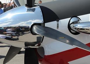 THK yerli uçağının ismi 'Türkkuşu' olacak