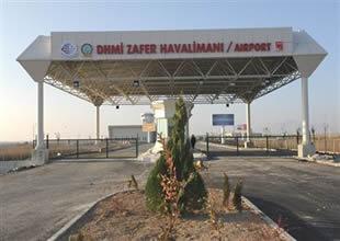Zafer Havalimanı açılışa hazırlanıyor
