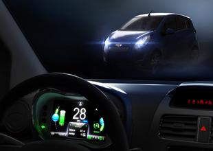 Chevrolet Spark'ın modeli Fuarı'da tanıtılacak