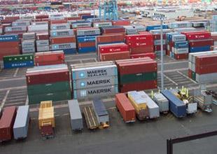 Limanlarda konteyner sıkıntısı başladı