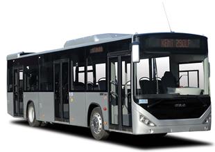 Otokar toplu taşıma araçlarını sergileyecek