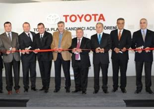 Toyota plaza Sakarya'lıların hizmetinde