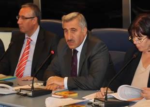 2012 yılı 3. Koordinasyon toplantısı yapıldı