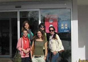 Thy'den Lviv Havaalanı personeline eğitim