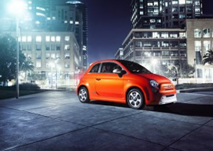 Fiat'tan elektrikli 500 atağı!