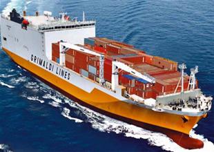 Grimaldi beş ConRo gemisi siparişi verdi