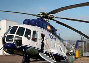 Kazakistan'da helikopterin enkazı bulundu