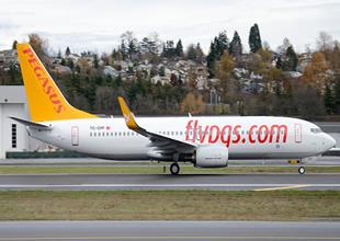 Pegasus'un siparişi Airbus'ı uçurdu