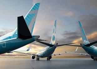 Boeing 737, sipariş ve teslimat rekoru kırdı