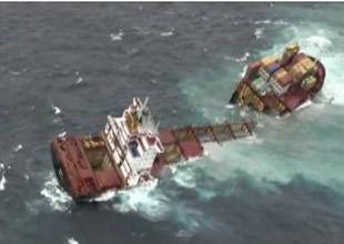 Son 10 yılda bin 653 deniz kazası yaşandı