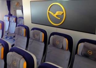 Lufthansa Premium Economy sınıfı başlıyor