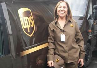 UPS Türkiye yöneticileri kurye oldu