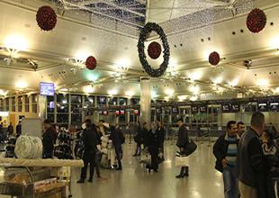 Atatürk Havalimanı, yeni yıla hazır