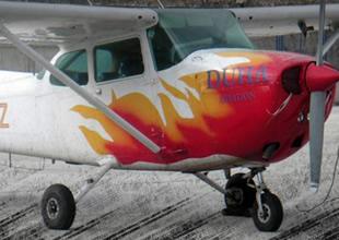 Duha'nın uçakları internette düştü