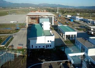 Kocaseyit Havalimanı genişletiliyor