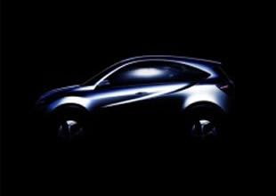 Honda'dan mini SUV fuarda tanıtılacak