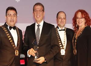 İSG, Kalite Ödülü'ne layık görüldü