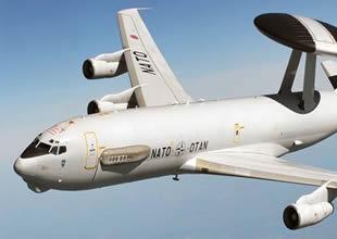 Almanya'da AWACS uçağı gönderecek
