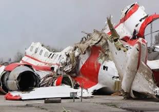 Polonya, Rusya'dan uçak enkazını istiyor