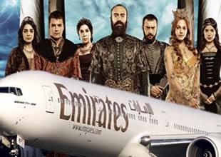 Muhteşem Yüzyıl'ı Emirates satın alıyor
