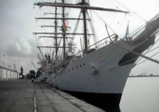 Gana, Arjantin gemisini serbest bıraktı
