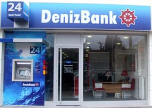 Denizbank 70,2 milyon TL'sinden 7,2 milyona vazgeçti