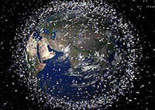 Dünya çevresinde 12 bin adet uydu var