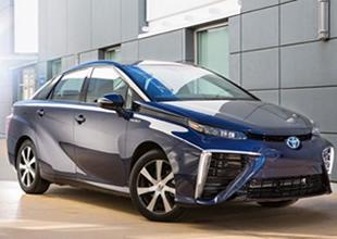 Toyota geleceği getirdi