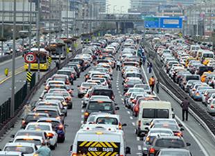Trafiğe Kayıtlı Araç Sayısı 18 Milyonu Aştı