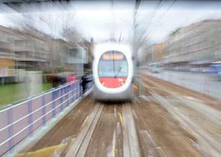 Raylı ulaşım sistemi milli marka olacak