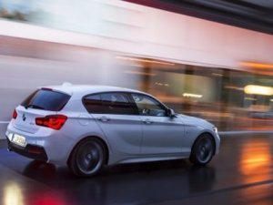Makyajlı BMW 1 serisi Türkiye yolunda