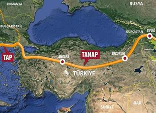 Petrol fiyatlarındaki düşüş TANAP'a yansıyor