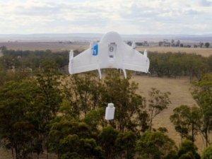 Google, drone'u test için NASA'dan yardım alıyor
