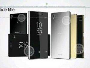 Sony Xperia Z5+'nın görselleri ortaya çıktı