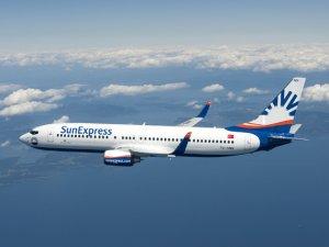 SunExpress, dünyanın en iyi 3. Tatil Hava Yolu seçildi