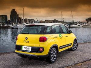 Fiat'tan ücretsiz Zipcar üyeliği