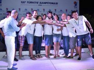 Türkiye Yat Şampiyonası sona erdi