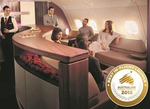 Qatar Airways'e iki ödül daha