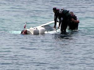 Bodrum'da yine göçmen teknesi battı: 5 ölü
