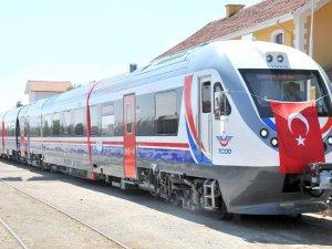 Akşehir-Konya raybüs seferlerini 215 kişi tercih etti