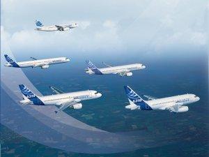 Airbus, tarihinin en büyük siparişini aldı